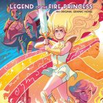 "New She-Ra Graphic Novel ""Legend of the Fire Princess"" Announced"