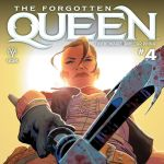 """The Forgotten Queen"" #4"