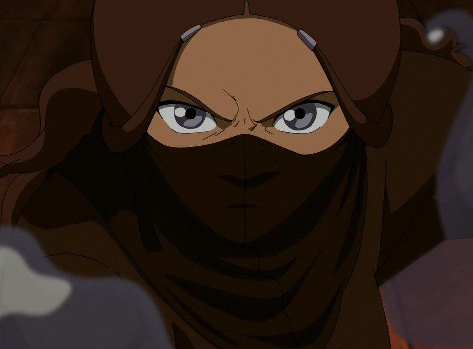 Avatar the Last Airbender 3.16 The Southern Raiders