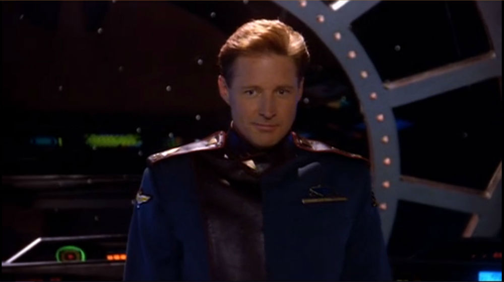 Babylon 5 s2 ep1 - Featured