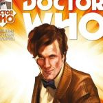 """""""Doctor Who: The Eleventh Doctor"""" #2 and #3"""
