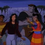 "Five Thoughts on <i>Gargoyles</i>' ""Walkabout"" and ""Mark of the Panther"""