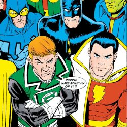 Justice League (1987) #1 Featured