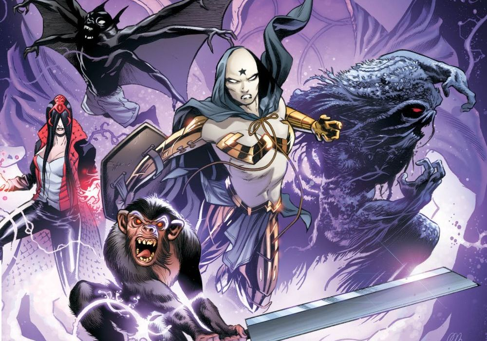 Justice League Dark 12 Featured