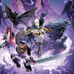 Justice League Dark 12 Featured