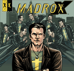 Madrox 2 cover