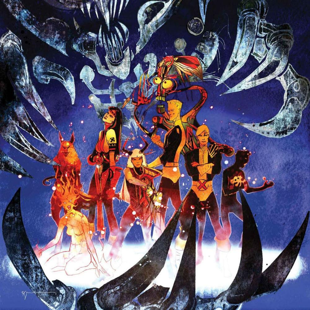 """""""New Mutants: War Children"""" #1"""