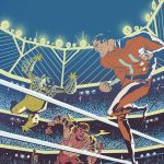 """SDCC '19: AHOY Comics Announce the Winner(s) of """"Steel Cage"""" #1"""