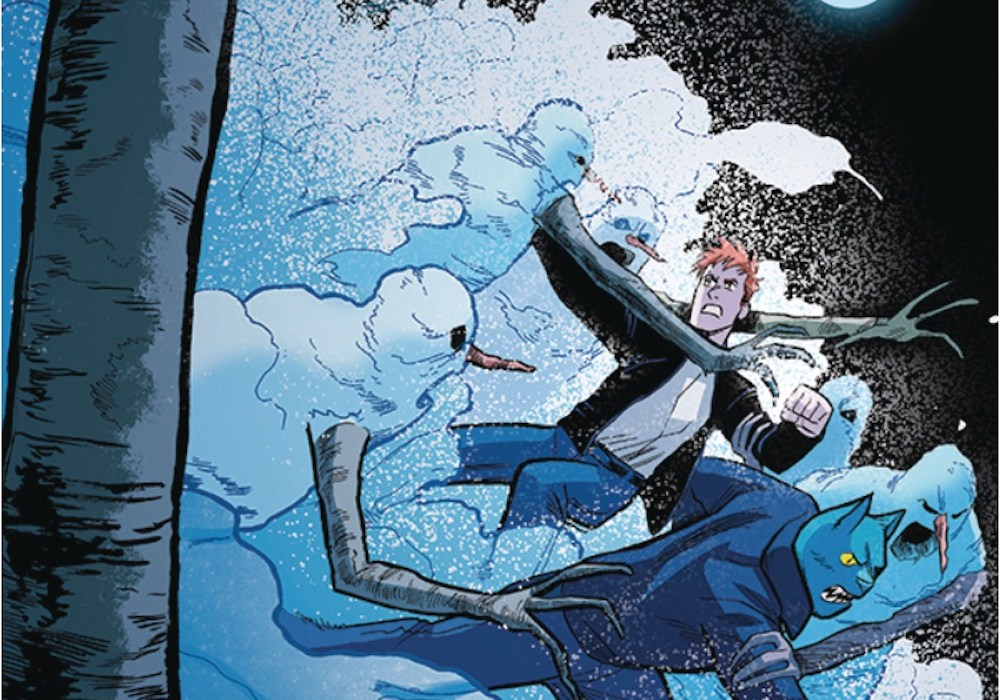 Spencer & Locke Vol. 2 #3 Featured