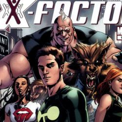 X-Factor 13 cover featured
