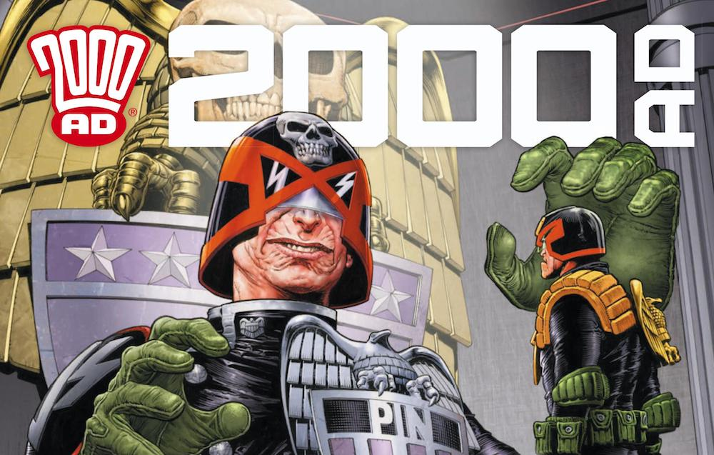 2000 AD Prog 2141 Featured