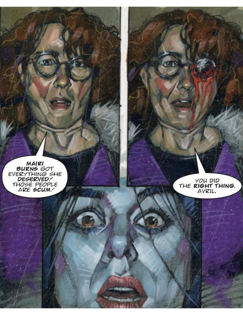 Multiver-City One: 2000 AD Prog 2141 – Pincer Movement!