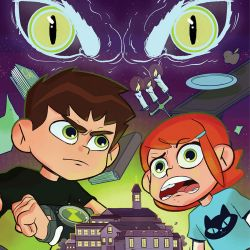 Ben 10 The Manchester Mystery Featured