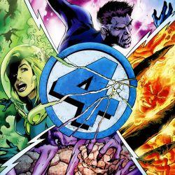 Fantastic Four 587 featured