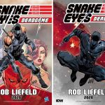 """SDCC '19: Rob Liefeld to Write and Draw """"Snake Eyes: Deadgame"""""""