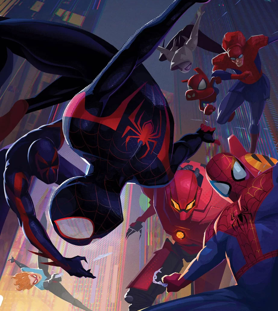 "SDCC '19: Marvel Announces New ""Spider-Verse"" Series"