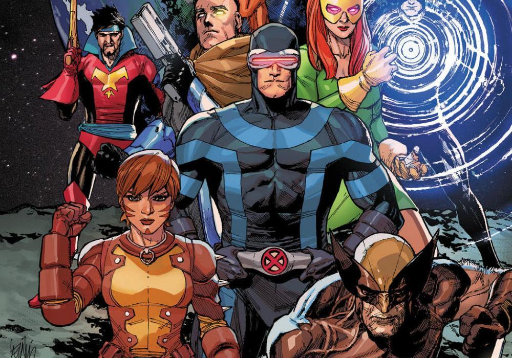 X-Men 1 yu hickman featured