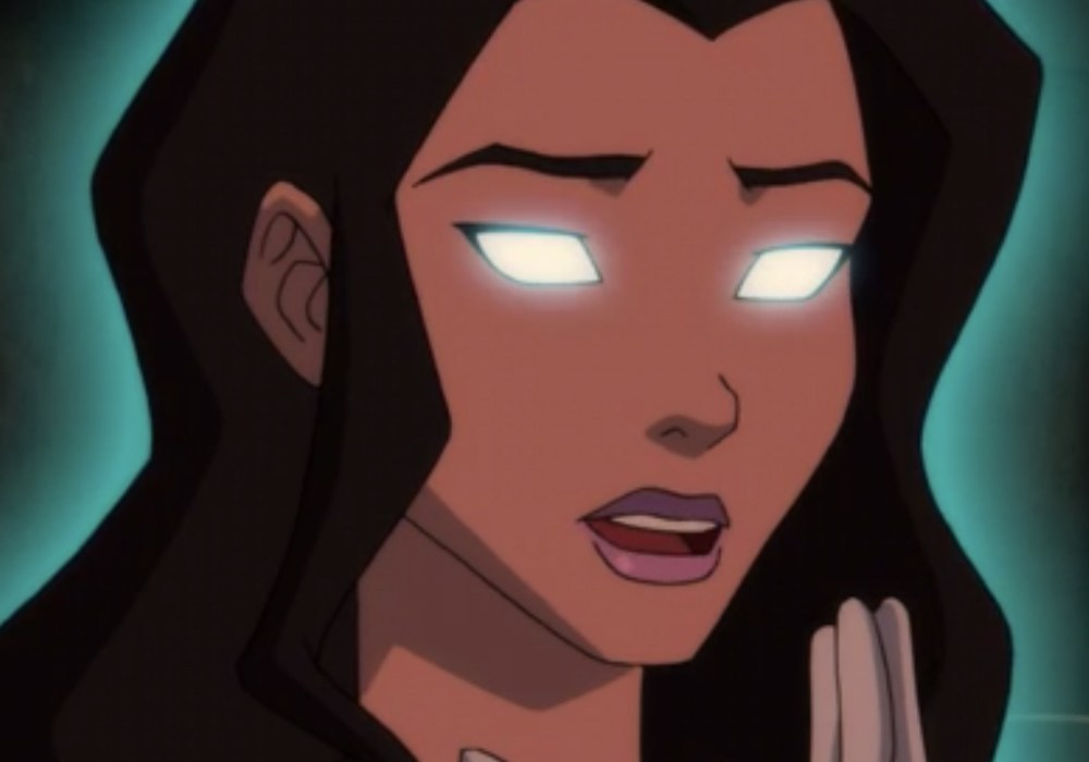 Young Justice Outsiders Early Warning