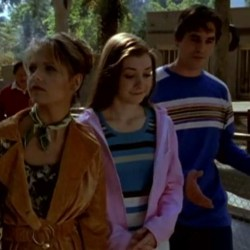 "buffy the vampire slayer ""the pack"""