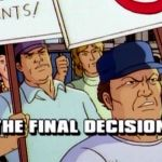 """Five Thoughts on <i>X-Men: The Animated Series</i>'s """"The Final Decision"""""""