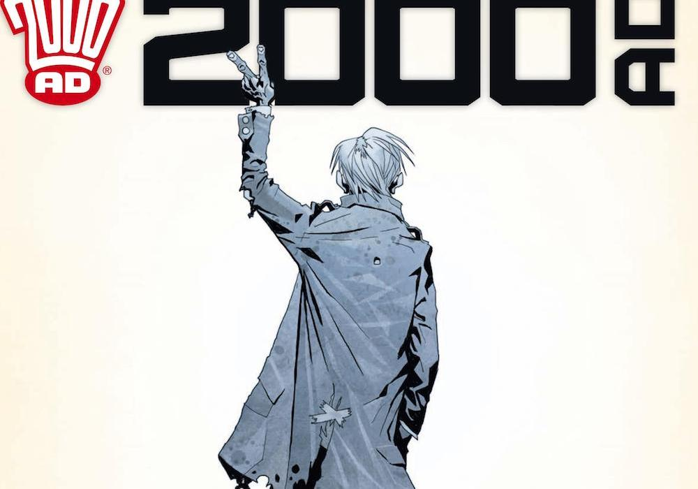 2000 AD Prog 2143 Featured
