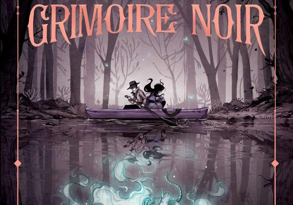 Grimoire Noir - Featured