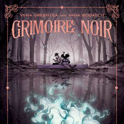 Grimoire Noir - Featured