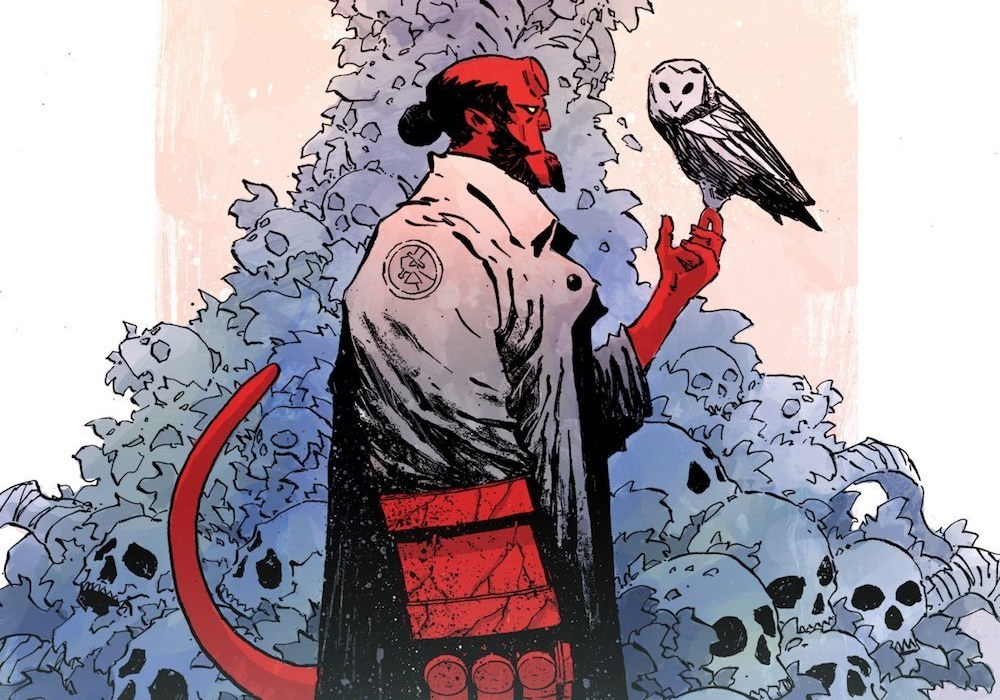 Pick Of The Week Hellboy And The B P R D Saturn Returns