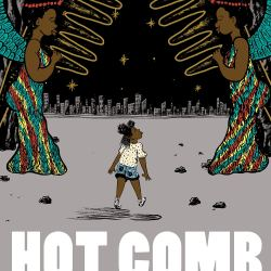 Hot Comb by Ebony Flowers D+Q cover