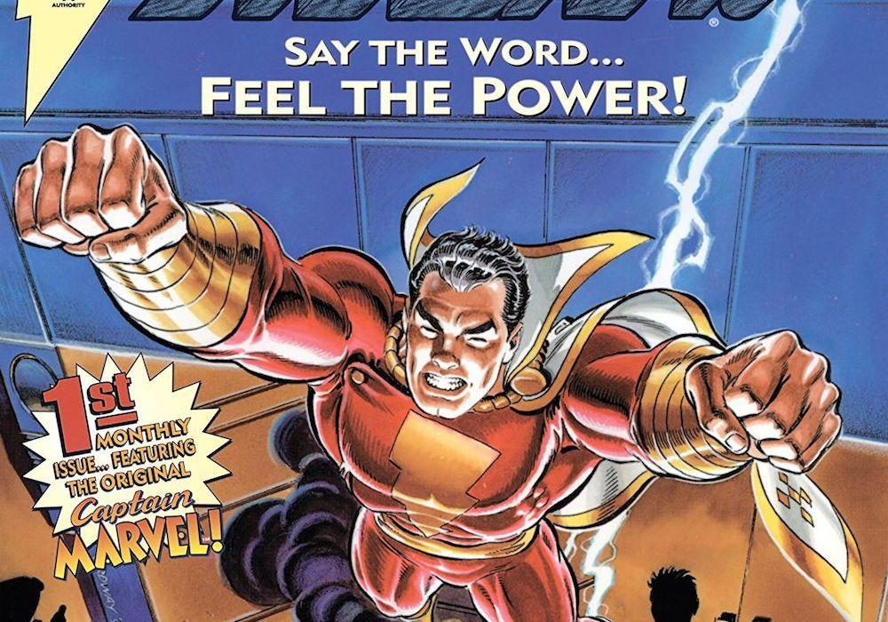 Power of Shazam 1 Featured
