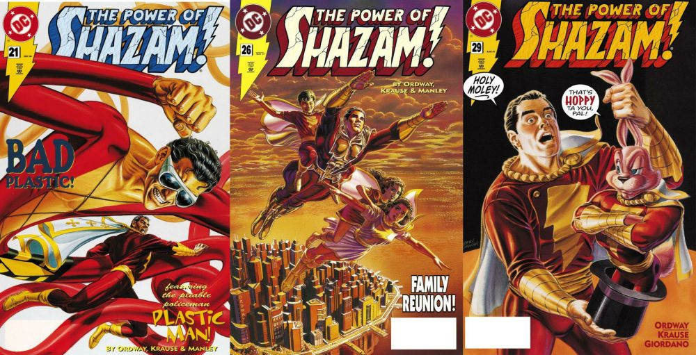 Powers of Shazam 21-30 Featured