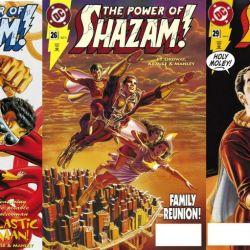 Powers of Shazam 21-30 Featured