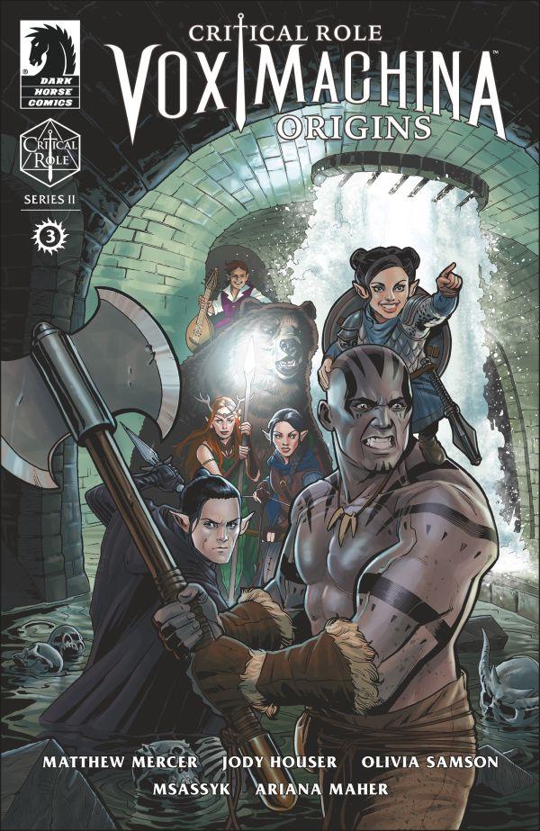 "Exclusive Preview: ""Critical Role: Vox Machina Origins II ..."