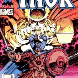 The Mighty Thor 342 Featured