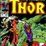 """The Mighty Thor"" #346-348"