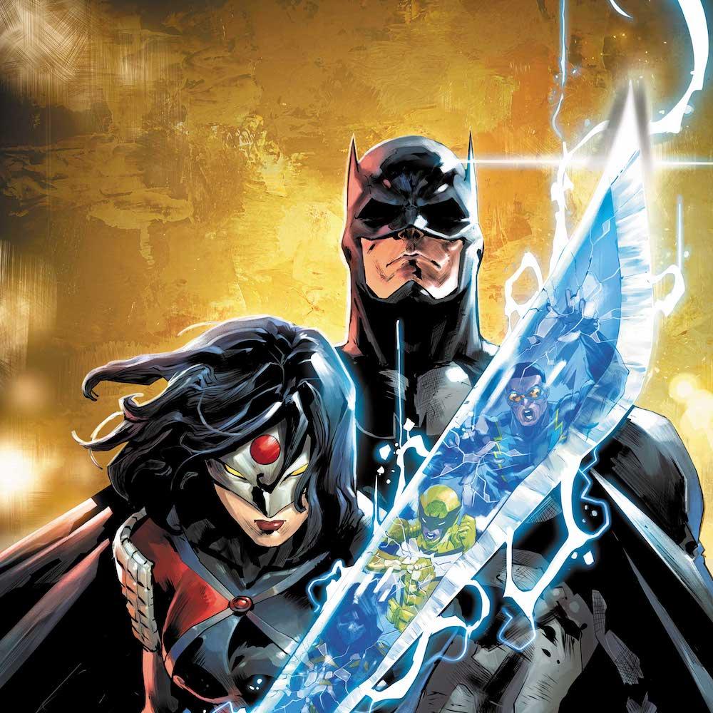 Shatter Blade Batman
