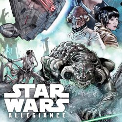 Journey to Star Wars: The Rise of Skywalker - Allegiance #1 featured