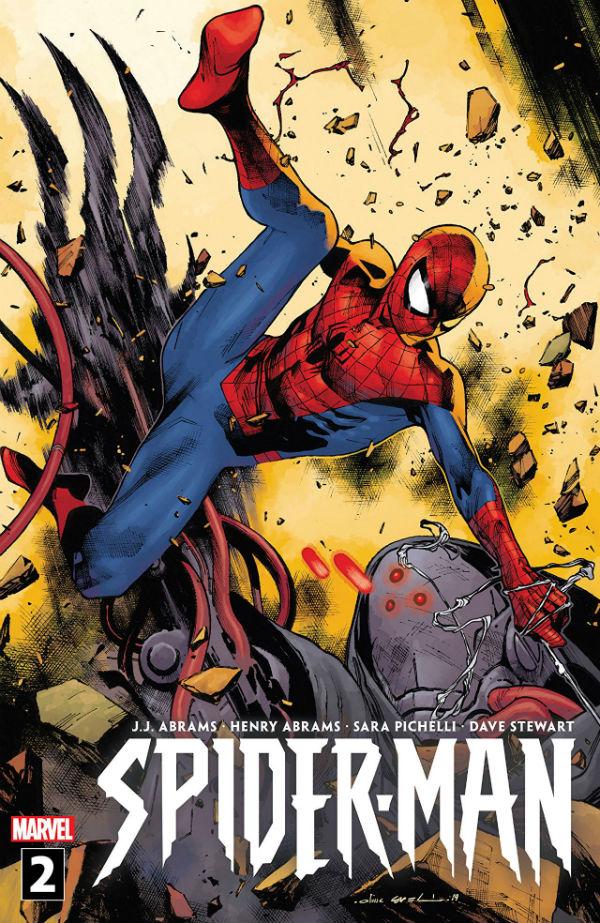 """""""Spider-Man"""" #2"""
