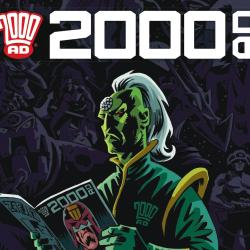 2000 AD Prog 2159 Featured