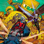 """Marvel Announces New """"Ant-Man"""" Series by Zeb Wells and Dylan Burnett"""