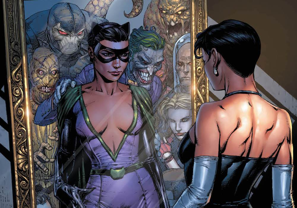 Catwoman 17 Featured