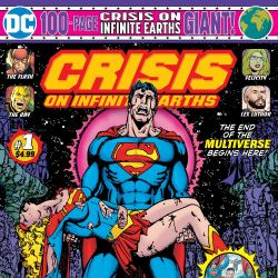 Crisis on Infinite Earths Giant Featured
