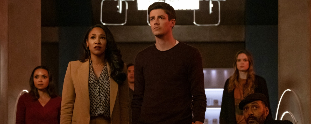 The Flash 608 The Last Temptation of Barry Allen