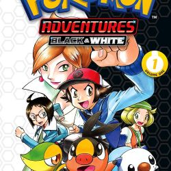 Pokémon Adventures Black and White