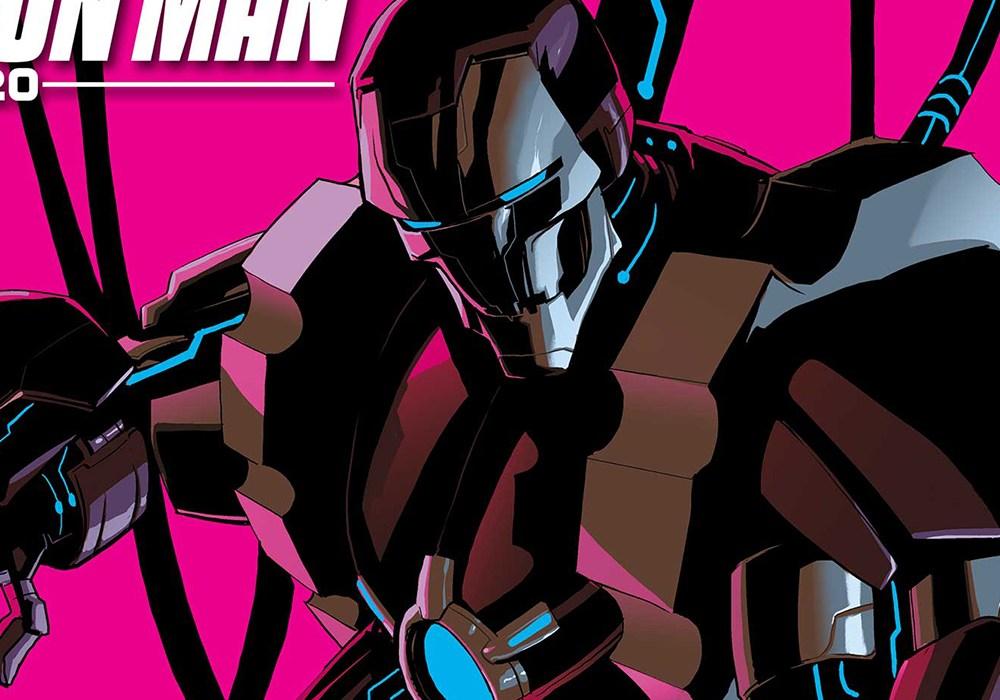 Iron Man 2020 #1 Featured