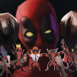 Deadpool: The End #1 featured
