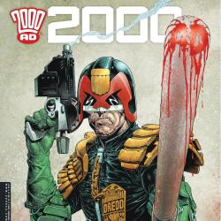 2000 AD Prog 2169 Featured