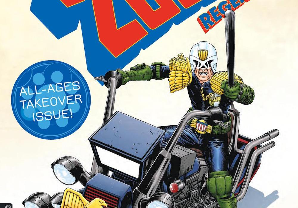 2000 AD Prog 2170 Featured