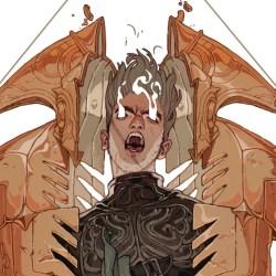 Dragon Age Blue Wraith #2 Featured