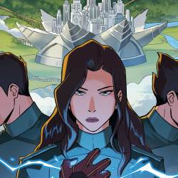 "Feature - ""The Legend of Korra: Ruins of the Empire"" Part 3 (cover)"